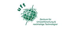 Logo Zentrum für Umweltforschung und nachhaltige Technologien (UFT), Universität Bremen