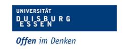 Logo Universität Duisburg-Essen, Lehrstuhl für Mechanische Verfahrenstechnik/Wassertechnik