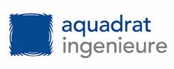 Logo aquadrat ingenieure GmbH