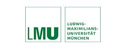 Logo Ludwig-Maximilian-Universität München (LMU)