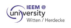 Universität Witten/Herdecke, Institut für Umwelttechnik und Management