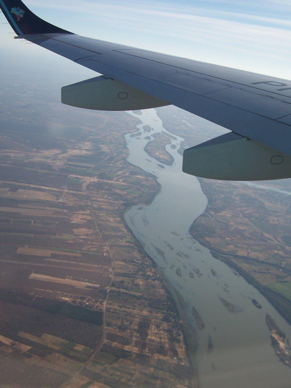 São Francisco Fluss, Bahia, Brasilien
