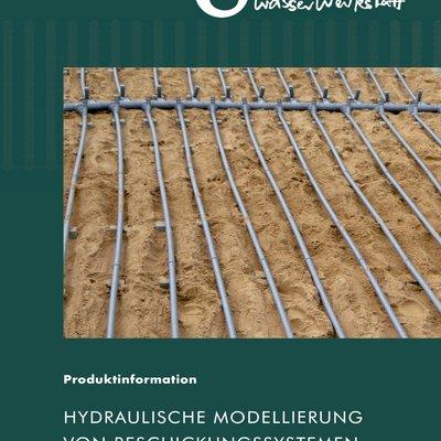 Deckblatt Produktinformation Hydraulische Modellierung von Beschickungssystemen