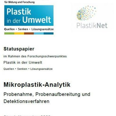 Titelbild des Statuspapiers