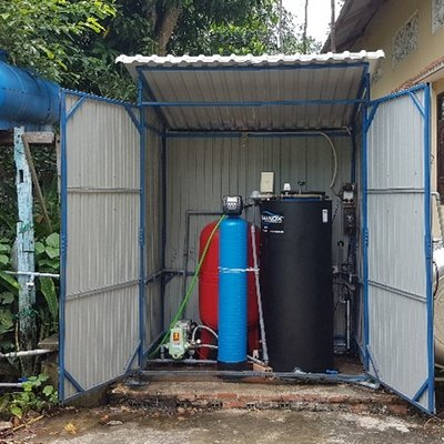 Iron-based subsurface arsenic removal (SAR): Results of a long-term pilot-scale test in Vietnam