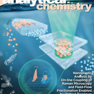 """Cover der Zeitschrift """"Analytical Chemistry"""""""