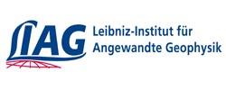 Logo Leibniz-Institut für Angewandte Geophysik (LIAG)