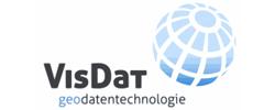 Logo VisDat geodatentechnologie GmbH